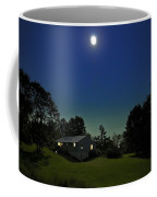 Pegasus And Moon Coffee Mug by Greg Reed