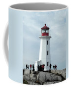 Peggy's Cove Light House Coffee Mug