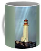 Peggy's Cove Lighthouse 2 Coffee Mug