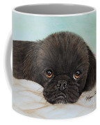 Buddy The Pekingese Coffee Mug
