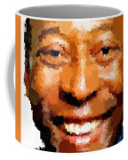 Pele Portrait Coffee Mug