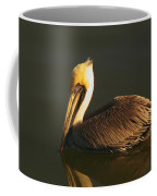 Pelican At Dark Coffee Mug