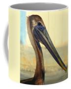 Pelican Bill Coffee Mug