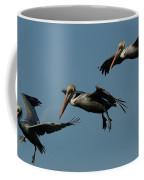 Pelican Collage Coffee Mug