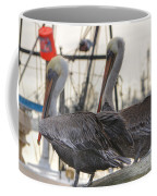 Pelican Duo Coffee Mug