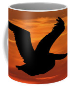 Pelican Profile Coffee Mug