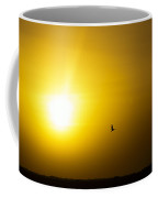 Pelican Silhouette Coffee Mug