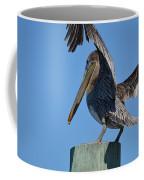 Pelican Stretch Coffee Mug