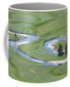 Pelican Valley Swirls Coffee Mug