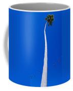 Pelicans And Palm Coffee Mug