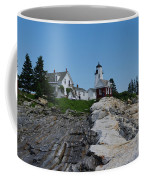 Pemaquid Point Light House Coffee Mug