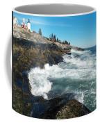Pemaquid Point Lighthouse 1 Coffee Mug