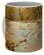 Pemigewasset River Rushing By Coffee Mug