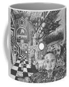 Pen And Ink World 1 Coffee Mug