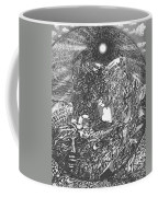 Pen And Ink World 2 Coffee Mug