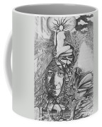 Pen And Ink World 3 Coffee Mug
