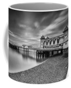 Penarth Pier 1 Mono Coffee Mug