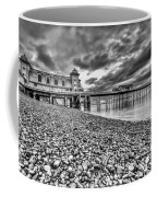 Penarth Pier 2 Mono Coffee Mug