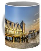Penarth Pier Dawn Coffee Mug