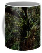 Penciled Air Plant Coffee Mug