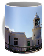 Pendeen Lighthouse Cornwall Coffee Mug