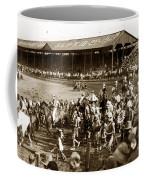 Pendleton Round-up Oregon Lewis Josselyn Photo Sept. 1929 Coffee Mug