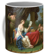 Penelope Reading A Letter From Odysseus Coffee Mug