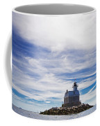Penfield Reef Lighthouse Fairfield Connecticut Coffee Mug