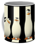 Penguins Of Madagascar Coffee Mug
