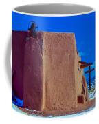 Penitente Morada Christian Church At Abiquiu New Mexico Coffee Mug