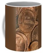 Pennies 8 Coffee Mug