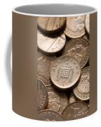 Pennies Sterling Full Frame Coffee Mug