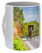 Pennsylvania Amish Coffee Mug