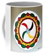 Pennsylvania Dutch Hex 17 Coffee Mug