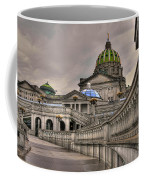 Pennsylvania State Capital Coffee Mug