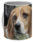 The Beagle Named Penny Coffee Mug