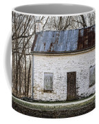 Pennyfield Lockhouse On The C And O Canal In Potomac Maryland Coffee Mug