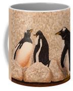 Penquin Family Coffee Mug