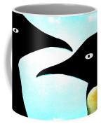Penquin Love Coffee Mug by Colette V Hera  Guggenheim