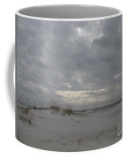 Pensacola Beach After Storm  Coffee Mug