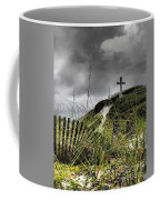 Pensacola Beach Cross Coffee Mug