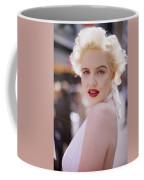 Beauty Of Marilyn Monroe Coffee Mug
