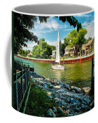 Pentwater Channel Michigan Coffee Mug