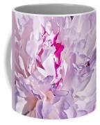 Peony Photo Art Coffee Mug