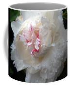 Peony Tears Coffee Mug