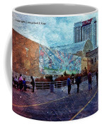 People As A Painting Coffee Mug