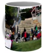People In The Park Coffee Mug