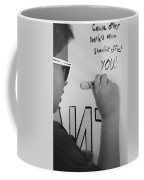 Peoples Opinions Coffee Mug
