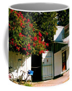Pepes In Key West Florida Coffee Mug by Susanne Van Hulst