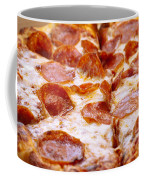 Pepperoni Pizza 1 - Pizzeria - Pizza Shoppe Coffee Mug by Andee Design